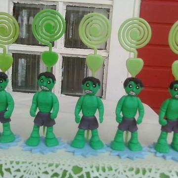 Lembrancinha Vingadores Hulk
