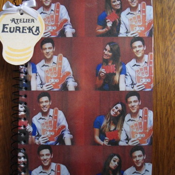 Caderno Glee