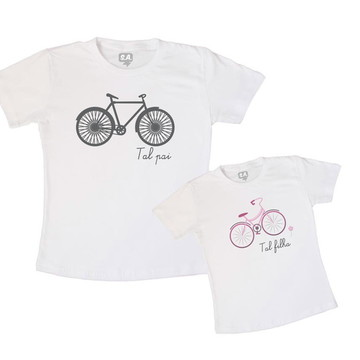 Tal Pai, Tal Filha Bicicletas