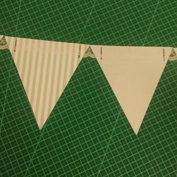 Bandeirola decorativa