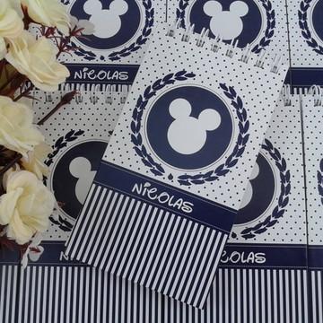 Bloquinho Mickey