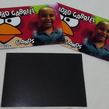 Imã Personalizado - Angry Bird