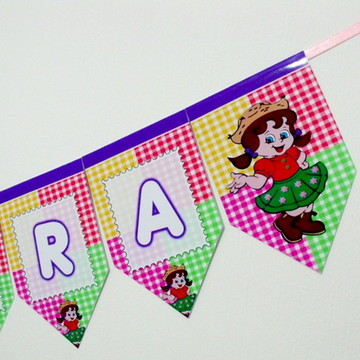 Bandeirola festa junina M1