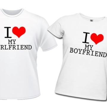 Camisas personalizadas Ele/Ela *PROMOÇAO