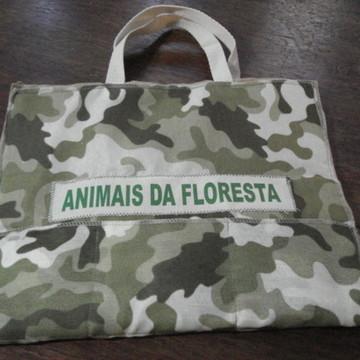 Maleta Animais da Floresta