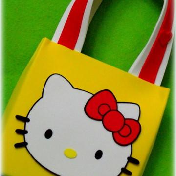 Sacolinha Hello Kitty