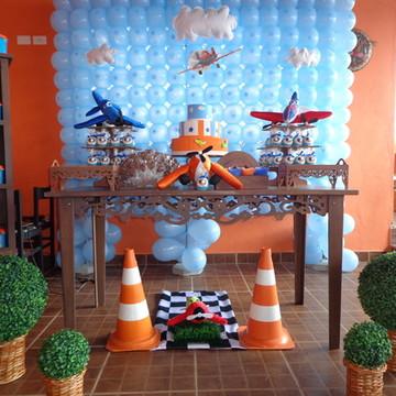 Aluguel Mesa Provençal Rústica Aviões