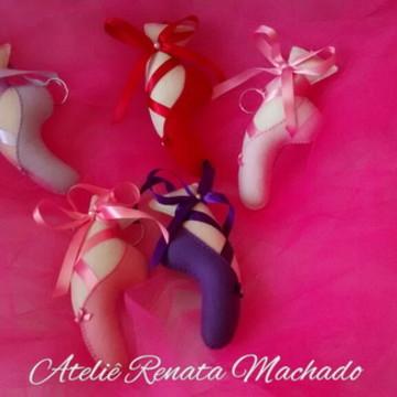 7a9b016dbc Chaveiro Sapatilha de Ballet