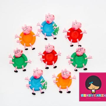 Forminha para doces Peppa Pig