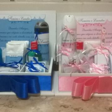 Kit Toalete conjunto noivo e noiva