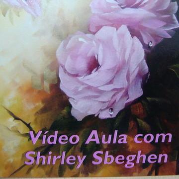 VIDEOAULA ROSAS COR-DE-ROSA