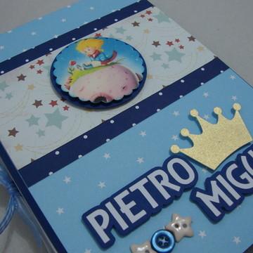 Álbum com Caixa / Pequeno Príncipe