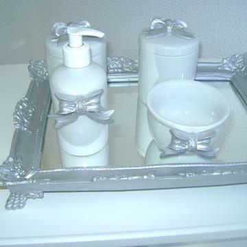 Kit Higiene Prata