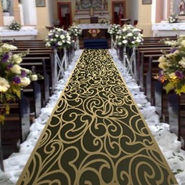 Tapete para entrada dos noivos - Luxo