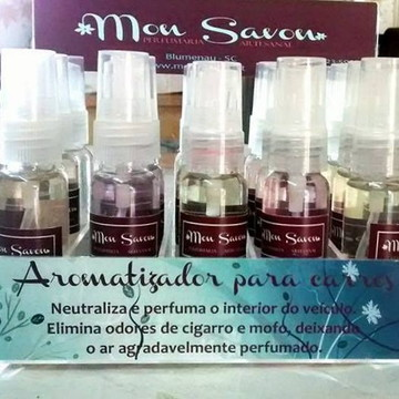 Display com 20 aromatizadores p/ carro