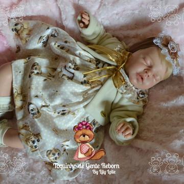 Bebê Ana Regina Adotada