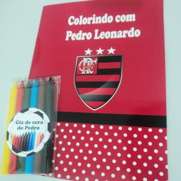 Kit Para Colorir