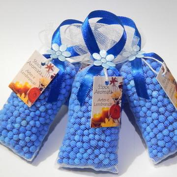 Sache Perfumado para Armários Azul aroma Algas
