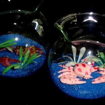 Lembrancinha Novo aquário aromático