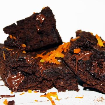 +Brownies de Laranja 5x5 cm (Unidade)