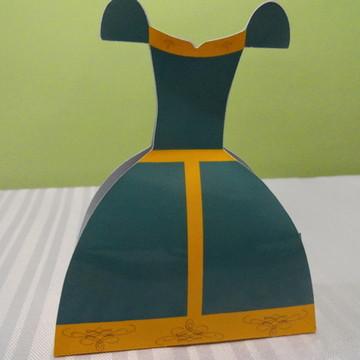 Caixa Vestido - Merida / Valente