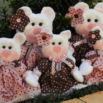 kit ursas decoração