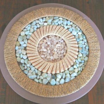 Mandala Amazonita
