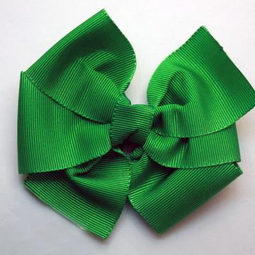 Laço Grande Verde Bandeira