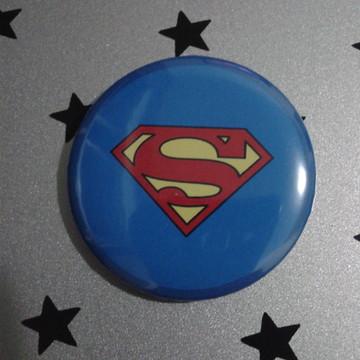 Botton Super Man