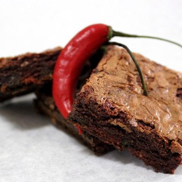 +Brownies Chocolate com Pimenta