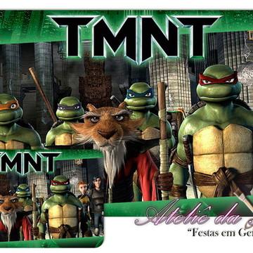 Jogo Americano - Tartarugas Ninjas