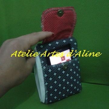 porta celular e carteira