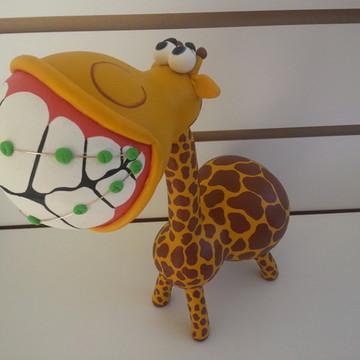 Mini Girafa de Cabaça
