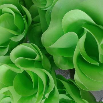 Forminhas verde maçã