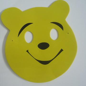 Mascaras infantis Turma do Urso Pooh