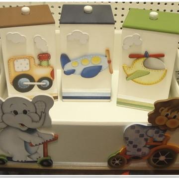 Kit Higiene Transporte Baby