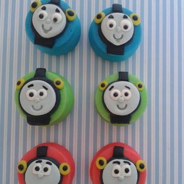 Thomas e seus Amigos - Doces Modelados