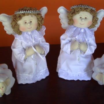Anjos de tecido