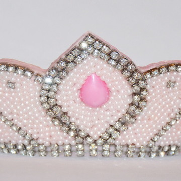 Coroa de princesa Rosa