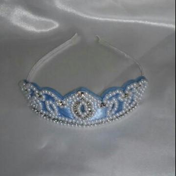 Tiara Coroa Princesa Cinderela