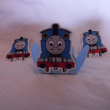 Forminha de Doces Thomas e Seus Amigos