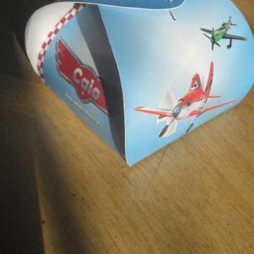 Caixa para Doces - Aviões