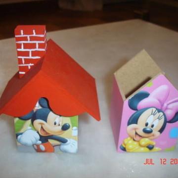 Inéditas Lembrancinhas Mickey E Minnie!!