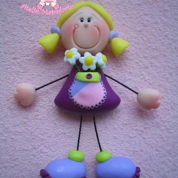 Cód 014 Molde de boneca