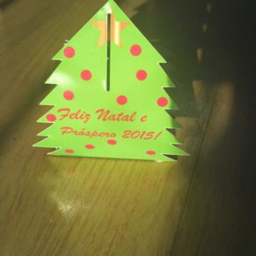 Caixa para Doces - Árvore de Natal