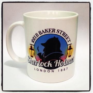 Caneca Sherlock Holmes I