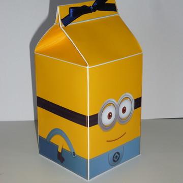 Caixa Milk Os Minions