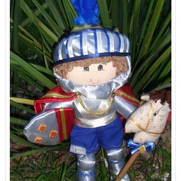 Cavaleiro Rei Arthur de pano