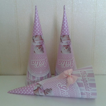 Cones personalizados - Vazio