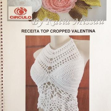 Receita Top Cropped Valentina PDF